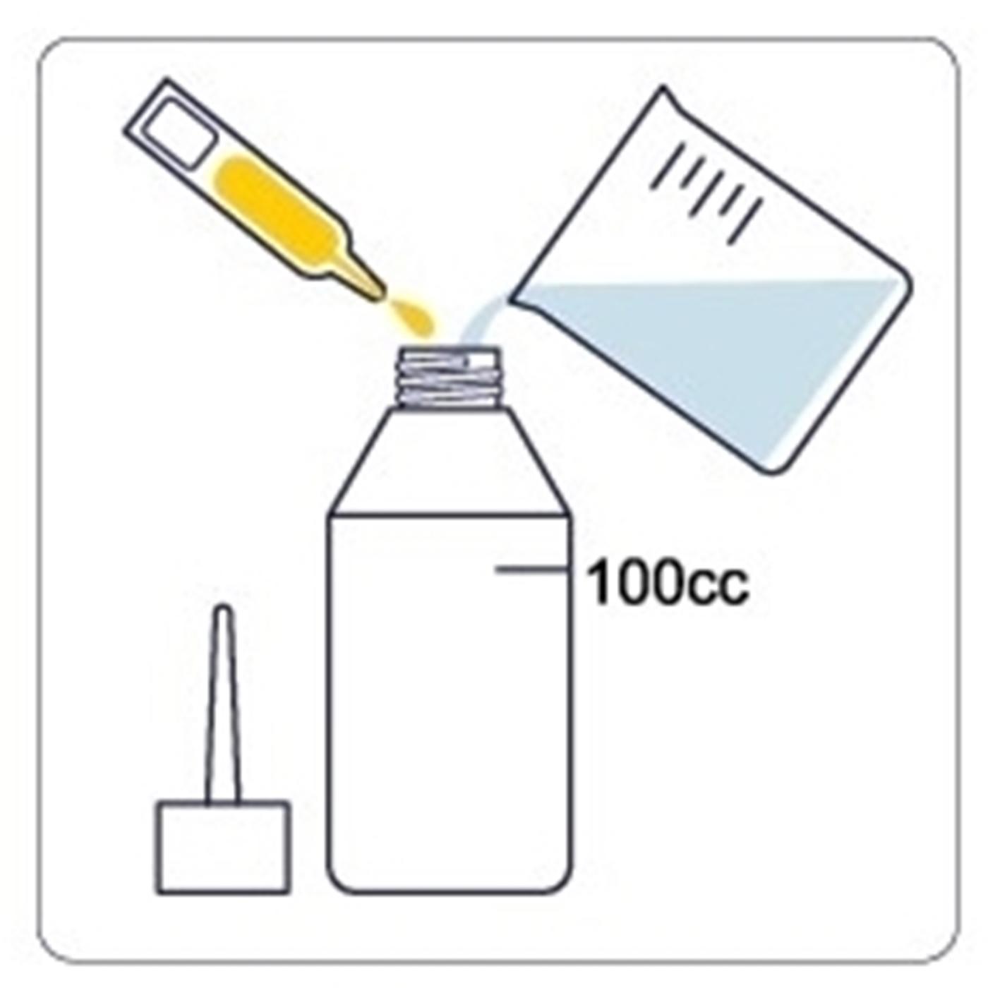 두피캄 앰풀 스칼프 클렌저(DASC10), 앰풀 0.8mL × 10개(10 회분)